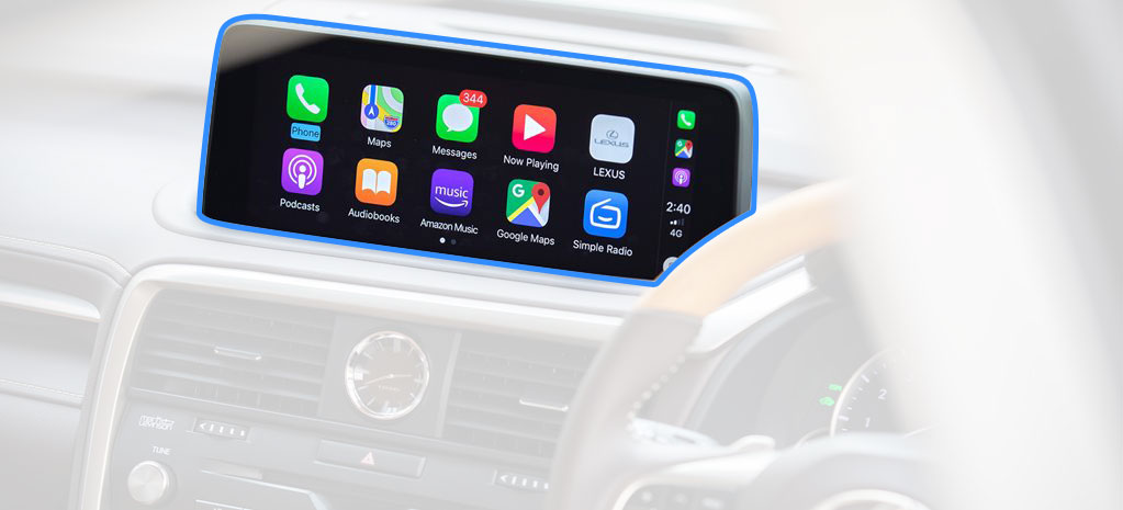 wirless carplay box