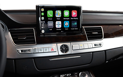 Wireless CarPlay AndroidAuto Smart Module for Audi A8 MMI2G MMI3G MIB B8 B9-Pic