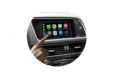 Wireless CarPlay AndroidAuto Smart Module for Audi Q1 Q2 Q3 Q5 Q7 MMI2G MMI3G MIB B8 B9-2