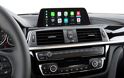 Wireless CarPlay AndroidAuto Smart Module for BMW 1 2 3 Series E87 E88 E90 E91 F22 F23 F30 F31-Pic