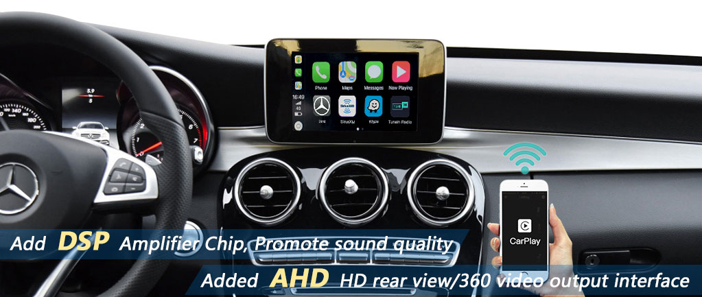 Wireless-CarPlay-AndroidAuto-Smart-Module-for-Benz-C-Class-GLC-1-2