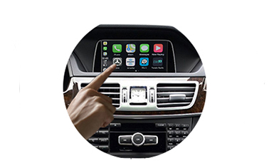 Wireless CarPlay AndroidAuto Smart Module for Benz E Class GLE-2