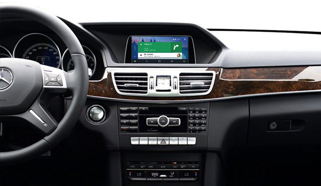 Wireless-CarPlay-AndroidAuto-Smart-Module-for-Benz-E-Class-GLE-Android-Auto
