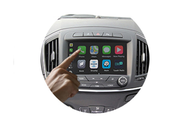 Wireless CarPlay AndroidAuto Smart Module for Buick 14-15 models Regal-2