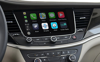 Wireless CarPlay AndroidAuto Smart Module for Buick 15 model Sedan Verano-Pic