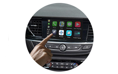 Wireless CarPlay AndroidAuto Smart Module for Buick 17-18 models Lacrosse-2