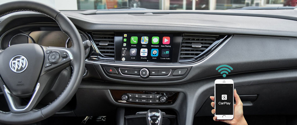 Wireless-CarPlay-AndroidAuto-Smart-Module-for-Buick-17-18-models-Regal-1