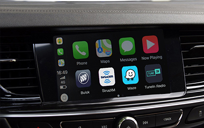 Wireless CarPlay AndroidAuto Smart Module for Buick 17-18 models Regal-Pic