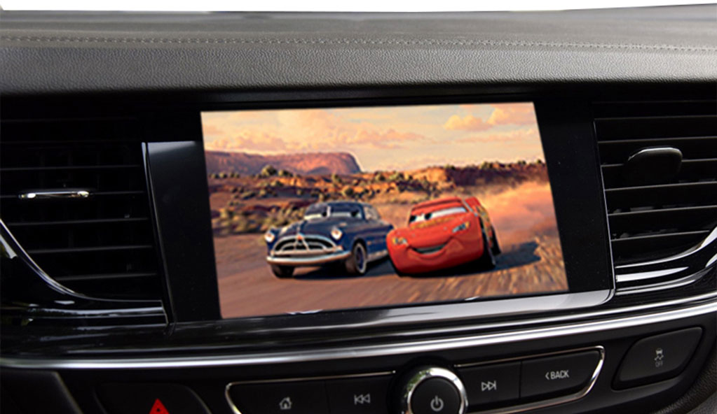 Wireless-CarPlay-AndroidAuto-Smart-Module-for-Buick-17-18-models-Regal-USB-Video-2