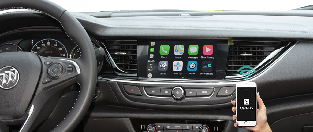 Wireless-CarPlay-AndroidAuto-Smart-Module-for-Buick-19-model-Regal-1