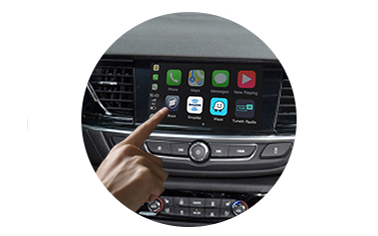 Wireless CarPlay AndroidAuto Smart Module for Buick 19 model Regal-2
