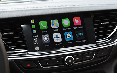 Wireless CarPlay AndroidAuto Smart Module for Buick 19 model Regal-Pic