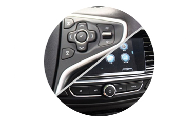 Wireless CarPlay AndroidAuto Smart Module for Buick 19 model Regal-control method-3