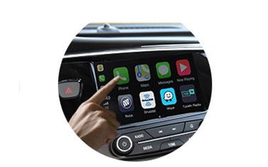 Wireless CarPlay AndroidAuto Smart Module for Buick After 2017 models Envision-2