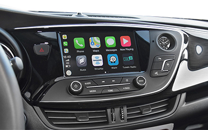 Wireless CarPlay AndroidAuto Smart Module for Buick After 2017 models Envision-Pic