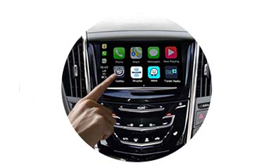 Wireless CarPlay AndroidAuto Smart Module for Cadillac ATS-L 14 models -2