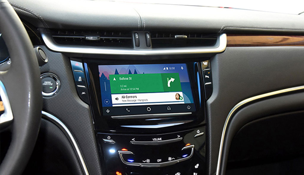Wireless-CarPlay-AndroidAuto-Smart-Module-for-Cadillac-XTS-16-17-models---Android-Auto