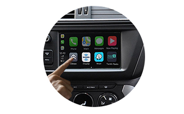 Wireless CarPlay AndroidAuto Smart Module for Citroen C3-XR 15-18 models-control method-1