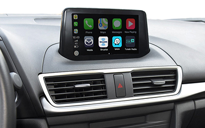 Wireless CarPlay AndroidAuto Smart Module for Mazda 13-19 models Angsela-Pic