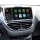 Wireless CarPlay AndroidAuto Smart Module for Peugeot 2008 14-16 models-Pic