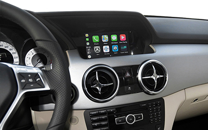 Wireless CarPlay for Benz CL CLK CLS GL GLK GLS W216 W203 W207 W219 W166-Pic