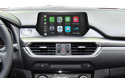 iSmart auto wireless CarPlay for Mazda Atenza 13-19 models - Pic
