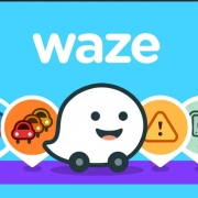 CarPlay for waze