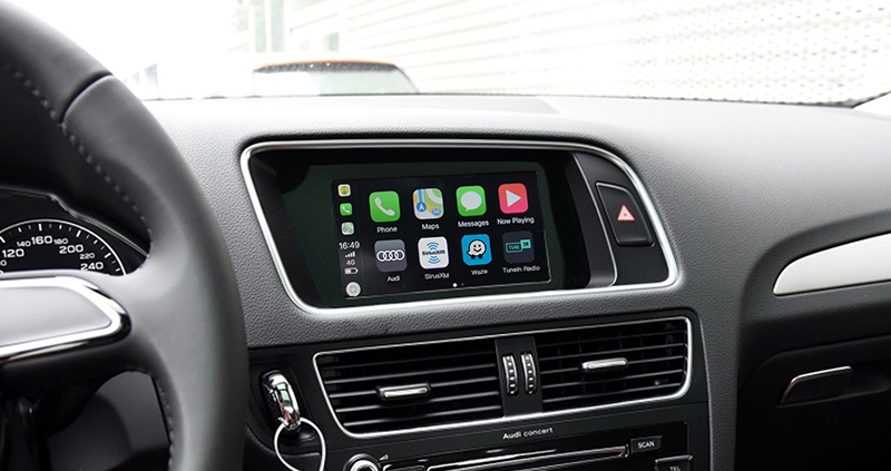 New Wireless CarPlay